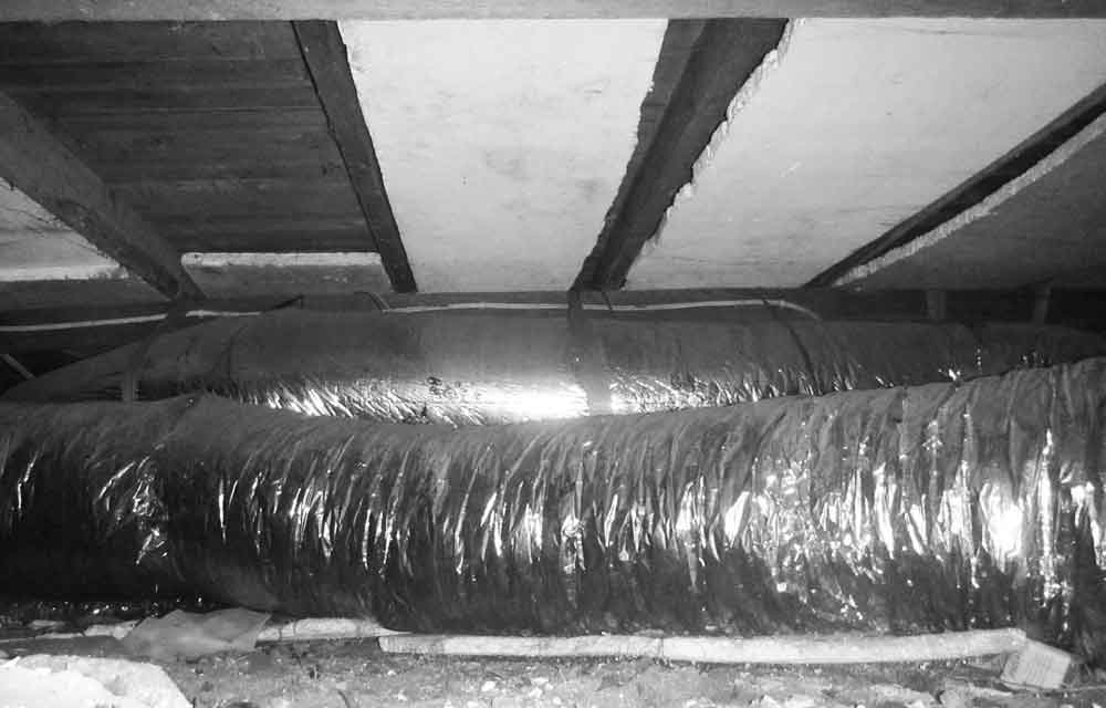 Types of Underfloor Insulation: Polystyrene Boards Under the Floor