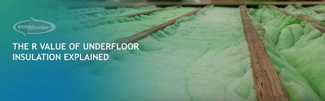 Underfloor Polyester Insulation