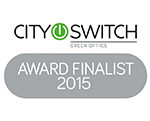 City Switch Award Finalist 2015 logo - Retrofit Solutions