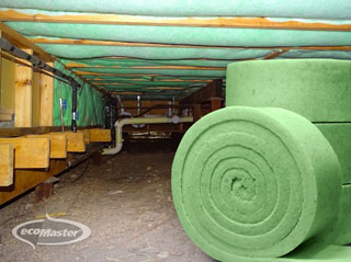 underfloor insulation bunnings