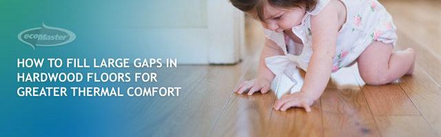 Underfloor Insulation for Timber Floors