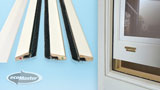Draught Dodgers Kit for Double Hung Windows