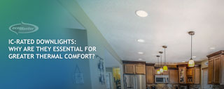 IC-Rated Kitchen Downlights
