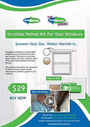 Invisible Pelmets Kit